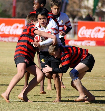 Knysna will play host to 18 U13 rugby sevens teams this weekend (July 27 and 28). Amongst these is Australia's Towoomba Primary School team.